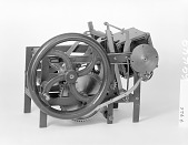 view Patent Model for a Self-Inking Platen Press digital asset number 1