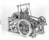view Patent Model of a Plate Printing Press digital asset number 1