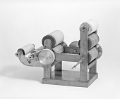 view Patent Model for a Rotary Perfecting Printing Press digital asset number 1