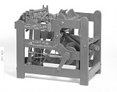 view Patent Model of a Machine for Rounding and Backing Books digital asset number 1