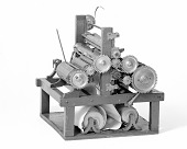 view Patent model for a web perfecting rotary press digital asset number 1