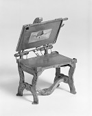 view Patent Model of a Hand Printing Press digital asset number 1