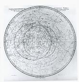 view Bode's Northern Celestial Planisphere digital asset: Print, Stereographischer…