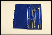 view Hearlihy 340C Set of Drawing Instruments digital asset: Hearlihy 340C Set of Drawing Instruments