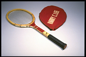view Tennis Racquet, used by Althea Gibson digital asset number 1