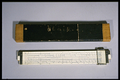 view Hemmi-Sun 255 Duplex Slide Rule digital asset: Hemmi-Sun Model 255 Duplex Slide Rule with Case