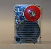 view Regency model TR-1 transistor radio engineering prototype digital asset number 1