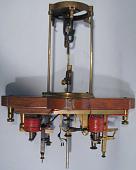 view Weston arc lamp, patent #240,210 digital asset number 1
