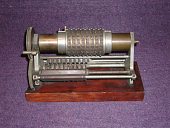 view Grant Improved Calculating Machine Model digital asset: Grant Improved Calculating Machine Model