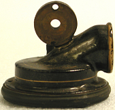 view American Bell Hunnings-type telephone transmitter digital asset number 1