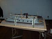 view USS <i>Carondolet</i> Model digital asset number 1