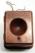 "view Blake ""Overland"" telephone transmitter digital asset number 1"