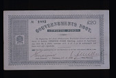 view 20 Pounds, South African Republic, 1900 digital asset number 1
