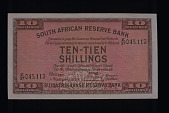 view 10 Shillings, South Africa, 1938 digital asset number 1