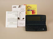 view Manual and pamphlets for JVC HCE 100 Portable Email Device digital asset number 1