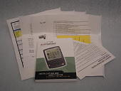 view Set of documentation for Blackberry Model RIM 957 digital asset number 1