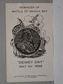 view Reminder of Battle of Manila Bay 'Dewey Day' May 1st, 1898 digital asset number 1
