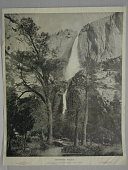 view Yosemite Falls, Supplement to the Traveler, January 1894 digital asset number 1