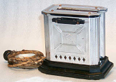 view Hotpoint model 129T31 electric toaster digital asset number 1