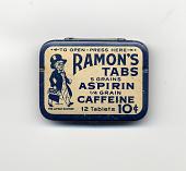 view Ramon's Tabs Aspirin Caffeine digital asset number 1