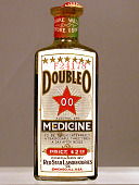 view Double O Medicine digital asset number 1