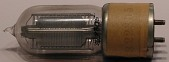view U.S. Army Signal Corps type VT-1 radio tube digital asset number 1