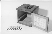 view Ayrton & Perry voltmeter case only digital asset number 1