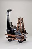 view John Fitch's Model Steam Car digital asset: Model, steam car