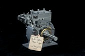 view Miller Rotary Steam Engine, Patent Model digital asset: Patent Model of Miller Rotary Steam Engine