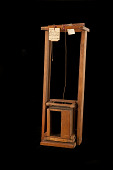 view Gray's Safety Device for Elevators, Patent Model digital asset: Patent Model of Gray's Safety Device for Elevators