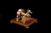 view Model Steam Turbine digital asset: Rotary Steam Engine Model