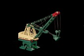 view Model of Bucyrus-Erie Stripping Shovel digital asset: Model of Bucyrus-Erie stripping shovel