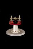 view Wilesco Toy Grinder digital asset: Wilesco Toy Grinding Machine