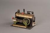 view Weeden No. 7 Toy Steam Engine digital asset: Weeden Toy Steam Engine and Boiler