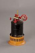 view Weeden Toy Steam Engine digital asset: Weeden Live Steam Toy Engine and Boiler