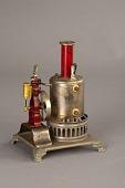 view Weeden No. 17 Toy Steam Engine digital asset: Weeden Live Steam Toy Engine and Boiler