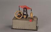 view Weeden Toy Cornish Beam Engine digital asset: Weeden Live Steam Toy Engine and Boiler