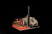 view Weeden No. 12 Toy Steam Engine digital asset: Weeden Toy Steam Traction Engine