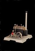 view Märklin Toy Steam Engine digital asset: Marklin Toy Engine-Boiler-Generator