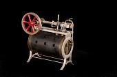 view Weeden No. 34 Toy Steam Engine digital asset: Weeden Toy Portable Engine