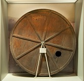 view Civil War Draft Wheel digital asset: Civil War draft wheel
