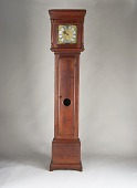 view Tall Case Clock, Peter Stretch digital asset number 1