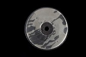 view Experimental Sound Recording, Wax Disc on Binder's Board digital asset number 1