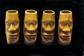 view Set of Tiki Glasses digital asset number 1