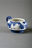 view Miniature Wedgwood creamer from the White House, Washington, D.C., ca. 1890 digital asset number 1