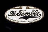 view DeTamble Radiator Emblem digital asset: DeTamble Radiator Emblem