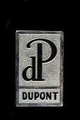 view DuPont Radiator Emblem digital asset: Du Pont Radiator Emblem