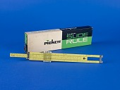 view Pickett N901-ES Simplex Slide Rule digital asset: Pickett N901-ES Simplex Slide Rule, with box