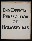 view End Official Persecution of Homosexuals digital asset number 1