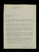 view Expulsion Appeal Letter to Little Rock School Board 0 February 17, 1958 digital asset number 1